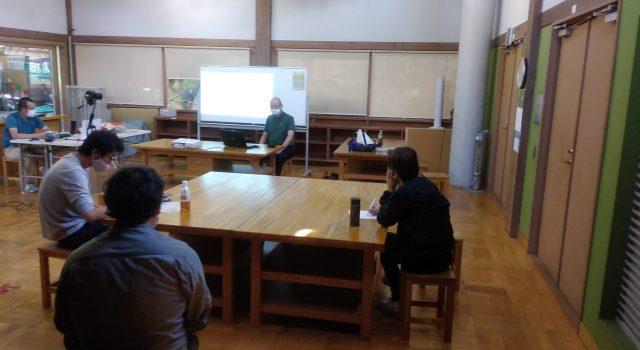 環境に関わる勉強会を開催